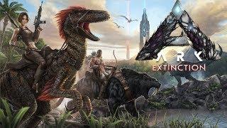 EVİMİZİ DAĞITTILAR ARK Extinction Türkçe Bölüm 5