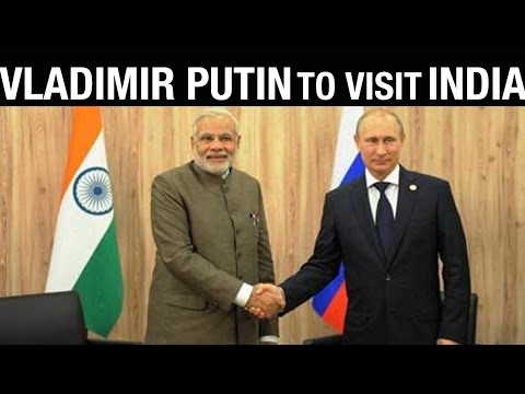Vladimir Putin visit to India : Expectations & Aspirations | Mango News