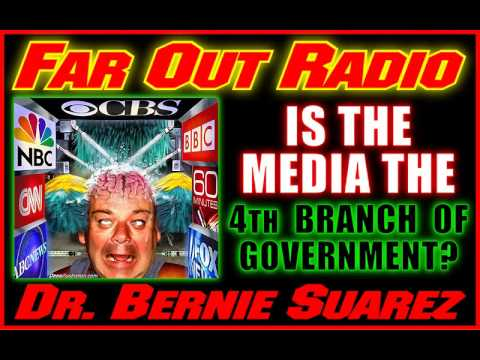 Dr. Bernie Suarez, Mass Media Mind Control- the Unofficial 4th Branch of Government? 2-6-15