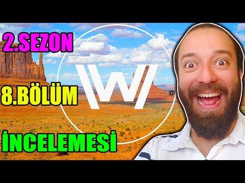 Westworld 2. Sezon 8. Bölüm İncelemesi (SPOILER)   Teoriler