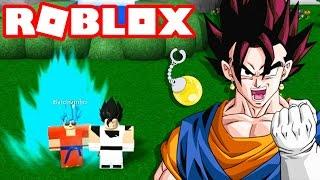 Roblox → FUSION in the BRAZILIAN DRAGON BALL!! -DRAGON BALL XENOVERSE BR [BETA] #4 🎮