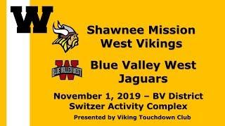 SM West Vikings vs BV West Jaguars