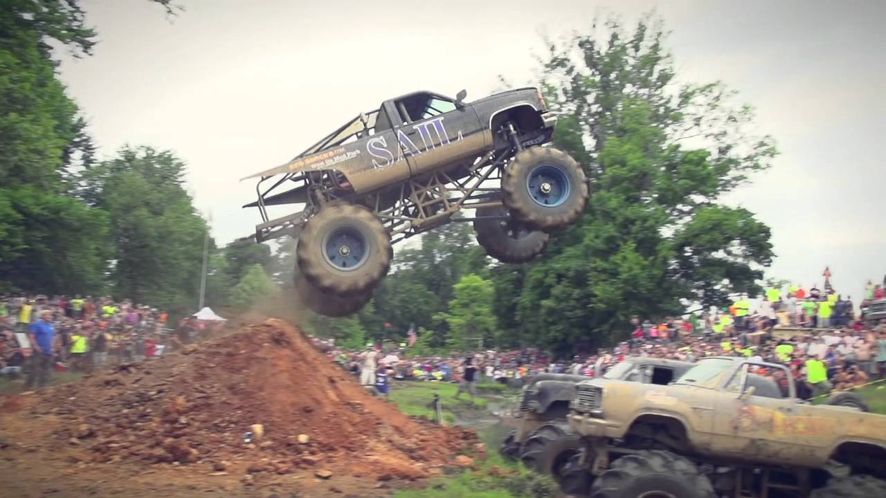 "BRICK'S SLOUGH JUMP - SCOTT GREEN ""SAIL"" - TRUCKS GONE WILD"