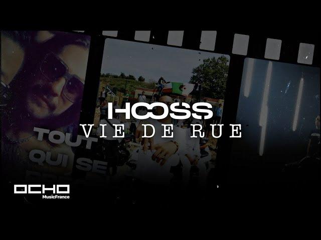 Hooss - Vie de rue (Lyrics video)