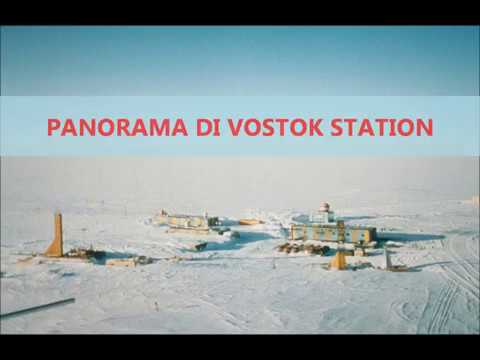ANTARTIDE ORGANISMO 46 b Lago VOSTOK (Video)