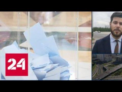 Голосование в Казахстане: к полудню явка превысила 35 процентов - Россия 24