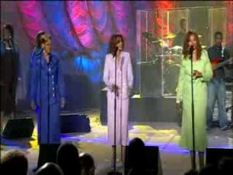 Livin - Clark Sisters [LIVE]