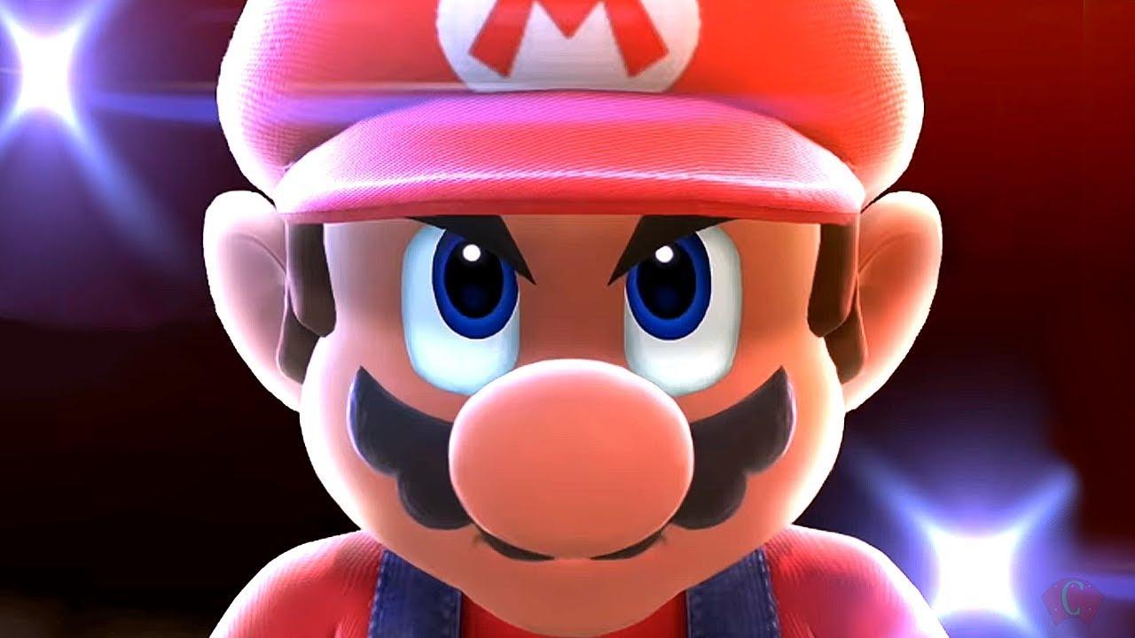 Super Smash Bros Ultimate New Cutscene Animation Trailer World Of
