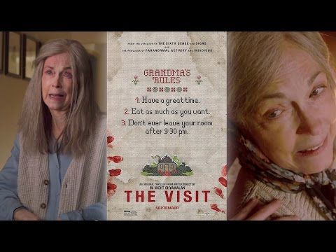 The Visit(2015) Rant & Movie Review