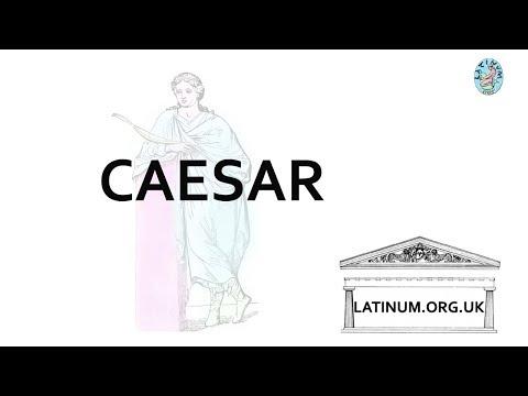 AP Latin Caesar Course and Latinum's audio materials.avi