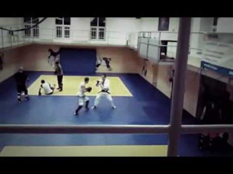 Martin Suchánek Judo Vs. Muay Thai