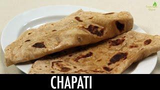 Chapati | Indian Food Recipe | Sanjeev Kapoor Khazana