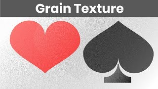 Grain Texture in Adobe Illustrator CC. Shades and tints techniques