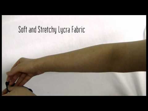 Sleeves (Arm Covers) in XL size - from Saif Modesty