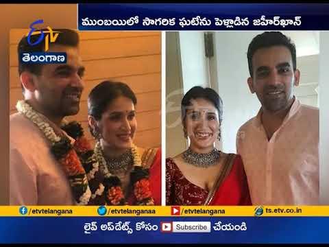 Bhuvneshwar & Nupur | Sagarika & Zaheer Tie the Wedding Knot