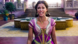 Naomi Scott sings Speechless Clip - ALADDIN (2019)