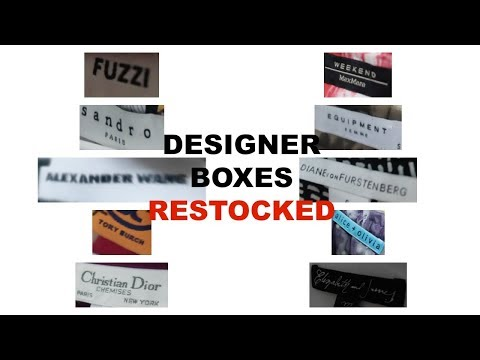 Reseller Box Restocked + What's in it
