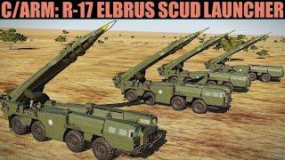 Combined Arms: R-17 Elbrus Scud Launcher Tutorial | Dcs World