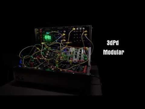3dPdModular Official video