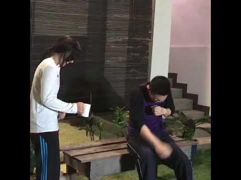 Scene kelakar yang tak keluar TV Drama Dia tv3