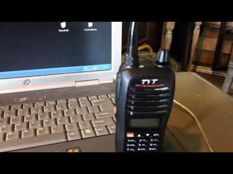 Prepper Hacking, TYT UVF1 Dualband Radio Modification.