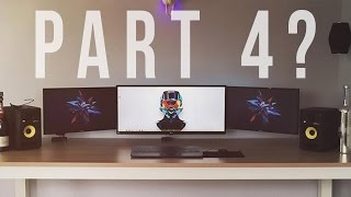 New MONITORS for the SETUP? Ultimate Gaming Setup (PART 4) #UltimateSetup