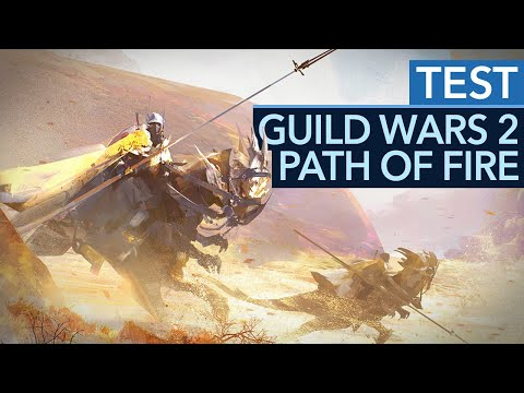 Guild Wars 2: Path of Fire - Test/Review: Zurück zu den Wurzeln (Gameplay)