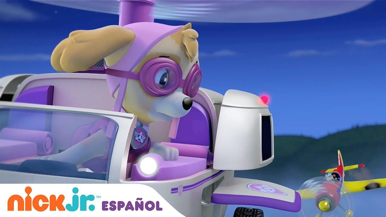 Download PAW Patrol, Patrulla de cachorros   Los cachorros del cielo   Nick Jr. en Español