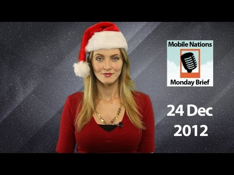 Monday Brief: EiCs name their Best Devices of 2012