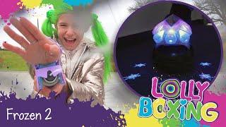 Lollyboxing 44 - Frozen 2 (Projektor Kouzelné Kroky a Kouzelná rukavice)