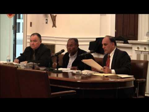 Alcoholic Beverage Control Board of Elizabeth (NJ) Regular Meeting - April 22, 2013 (Pt. 2)