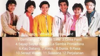 12 Lagu Terbaik Krakatau Band