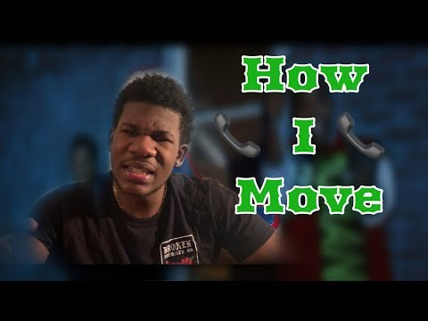 Flipp Dinero - How I Move (Official Music Video) Ft. Lil Baby- Reaction