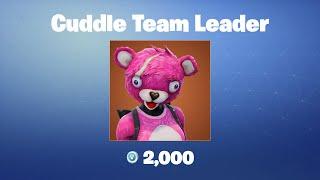 Cuddle Team Leader | Fortnite Outfit/Skin