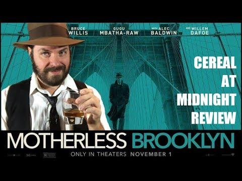 Motherless Brooklyn Review (2019) Edward Norton Neo-Noir