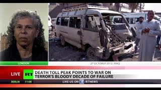 Terror High Tide: October bloodiest month in Iraq since 2008