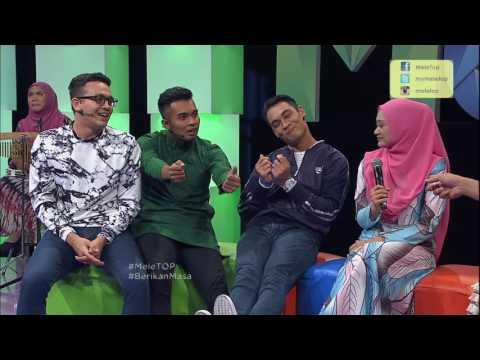 MeleTOP YouTube Eksklusif: Azam Puasa 2016 Dari Geng Imam Mudaku Romantik Ep188 [7.6.2016]