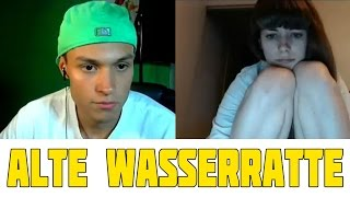 CHATROULETTE (DEUTSCH) #109 - ALTE WASSERRATTE