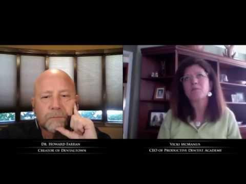 Comprehensive (Patient) Finance with Vicki McManus : Howard Speaks Podcast #10