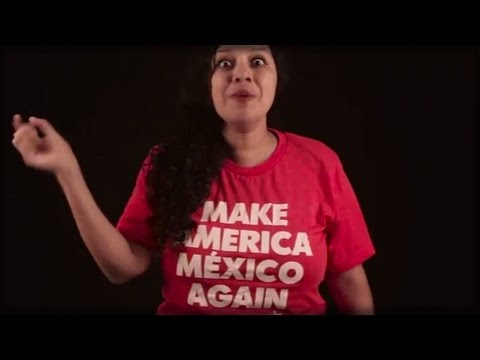MAKE AMERICA...MEXICO AGAIN?