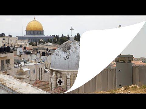 Virtual Jerusalem Tour