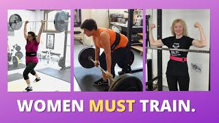 The Barbell Prescription is for WOMEN!