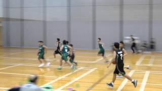 2016 3 10 男子小學4強 華仁 vs 玫瑰崗 1