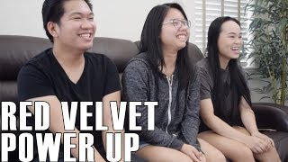 Red Velvet (레드벨벳)- Power Up (Reaction Video)