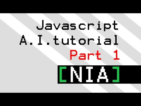Simple Javascript A.I. tutorial - Part 1