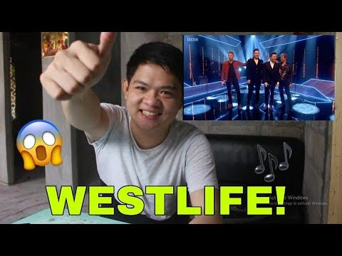 WESTLIFE-HELLO MY LOVE  | Reaction | iSirMac (Filipino Fan) Mp3
