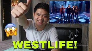 WESTLIFE-HELLO MY LOVE  | Reaction | iSirMac (Filipino Fan) Video
