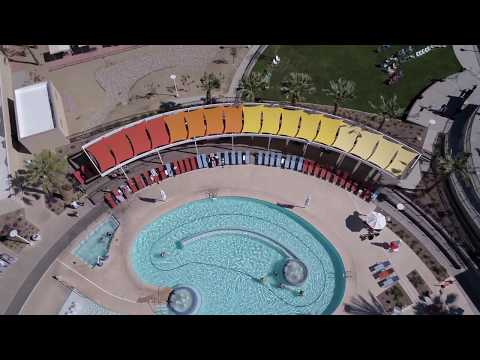RHJ Recreation Center, Sun City West, AZ Flyover Video