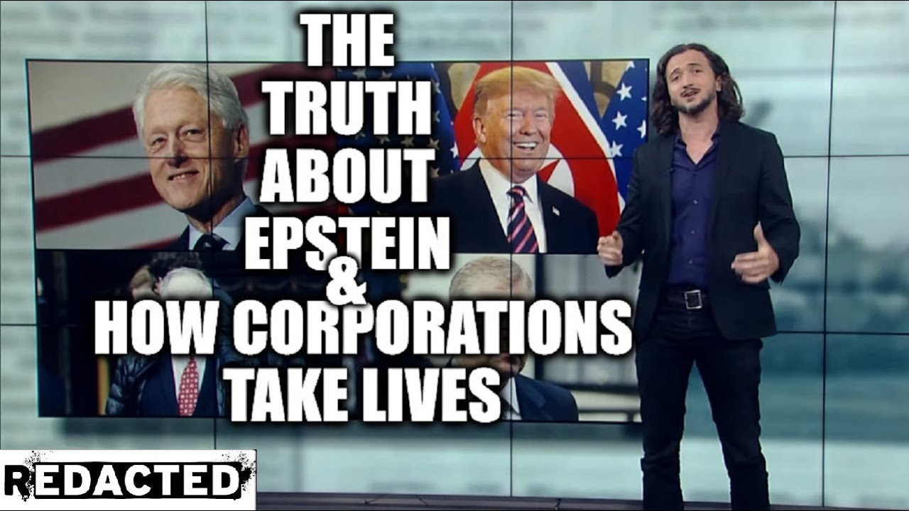 ~298~ The TRUTH About Epstein, & How Corporations Take Lives