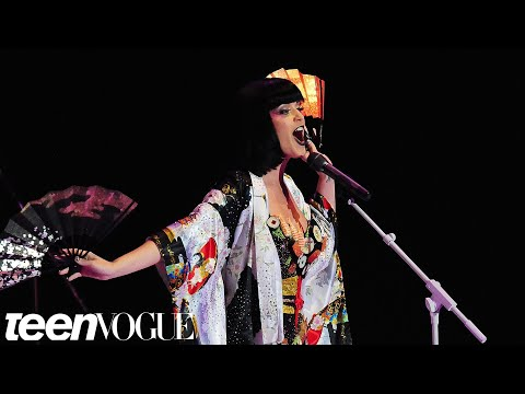 Twitter is REALLY MAD at Katy Perry | The Teen Vogue Take